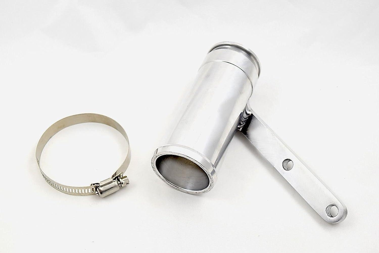 Aluminum Turbo Resonator Eliminator Upgrade Fix Repair for Dodge Sprinter  2 7L Diesel
