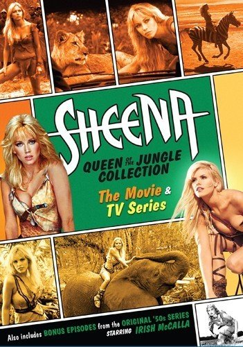 Sheena: Queen of the Jungle Collection - The Original Movie and Complete Series ()