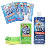 Invisible Shield Glass Cleaner/Protector 8 Piece Bundle by Clean-X Invisible Shield