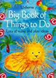 Big Book of Things to Do, Ray Gibson, 0794504426