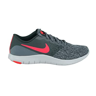9368b0f259f91 Image Unavailable. Image not available for. Color  Nike Women s Flex  Contact Running Shoes Cool Grey Solar Red Anthracite 6.5