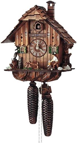 Anton Schneider Cuckoo Clock 8T 1105 10