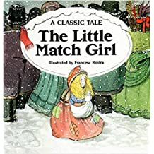 Little Match Girl: A Classic Tale (English and Spanish Edition)