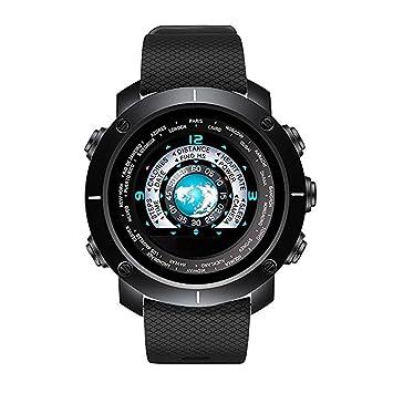 Reloj digital deportivo para hombre Reloj Color Infantry Watch Reloj  deportivo negro Reloj deportivo Rubber Correa para hombre 0a3e00e48844