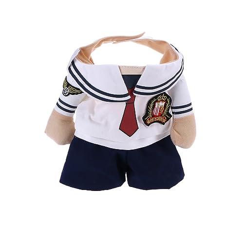POPETPOP Disfraz de Perro Poppop Ajustable y fácil de Llevar ...