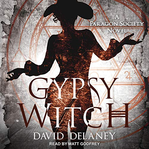 Pdf Thriller Gypsy Witch: A Paragon Society Novel, Book 2