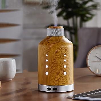Ätherisches Öl Diffusor Hause Hardware Holz Aromatherapie ...