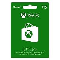 Microsoft Gift Card - GBP15 (Xbox One/360)