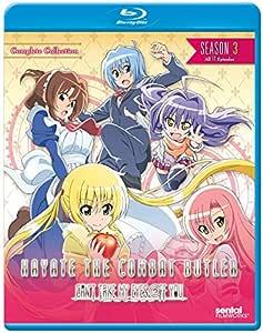 Hayate the Combat Butler: Season 3 [Blu-ray]