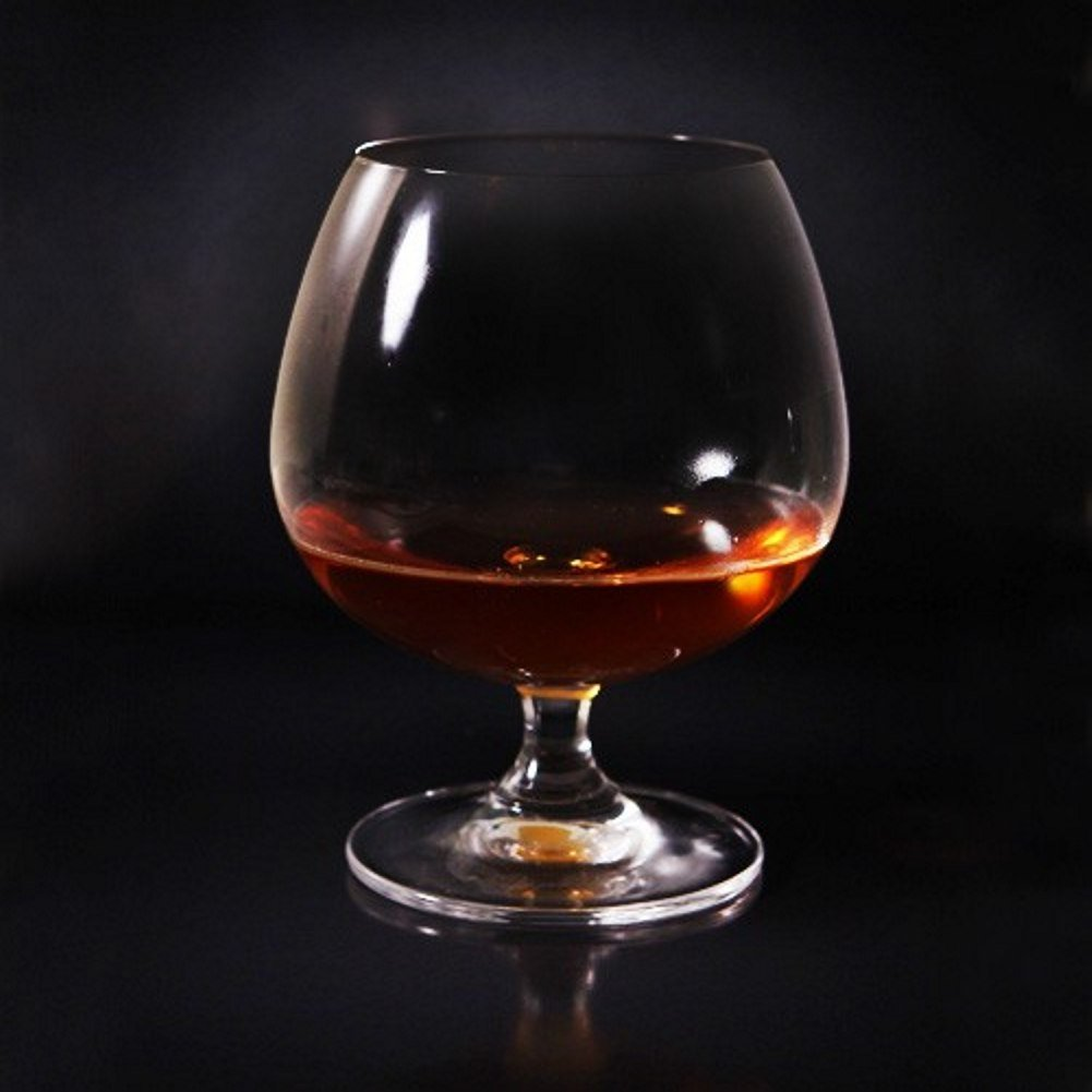 Brandy Snifter Glass - Set of 84 by R & B (Image #1)