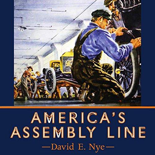 America's Assembly Line by University Press Audiobooks