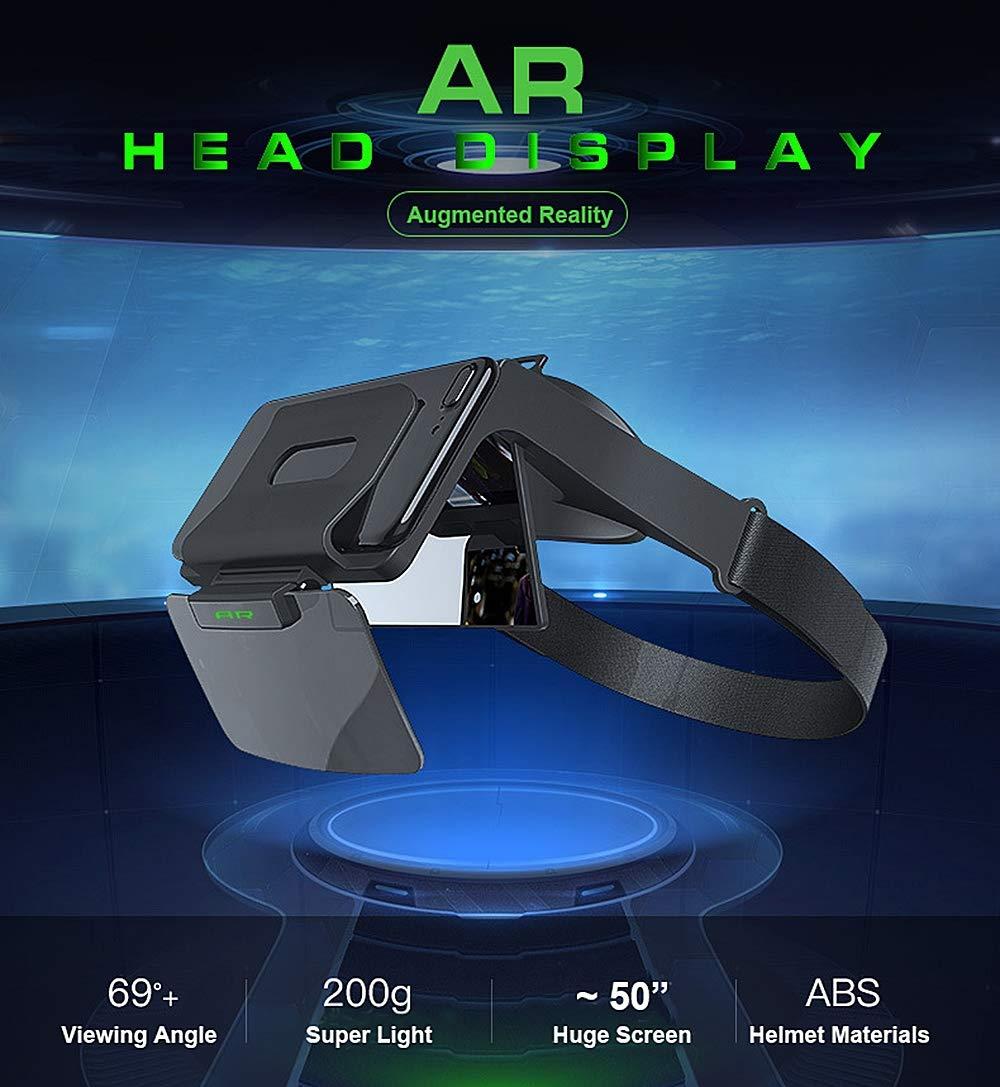 Amazon.com: COOL THING - Gafas 3D de realidad virtual con ...