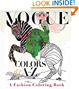 #8: Vogue Colors A to Z: A Fashion Coloring Book