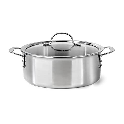 Calphalon Tri-Ply Stainless Steel Cookware 5-quart