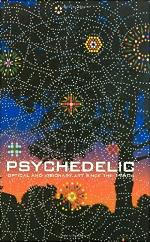 Psychedelic Optical And Visionary Art Since The 1960s The Mit