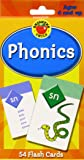 Phonics (Brighter Child Flash Cards)