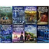 Virginia Mysteries Series Set - Book 1-8