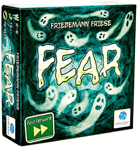 Fear - Conclave Editora