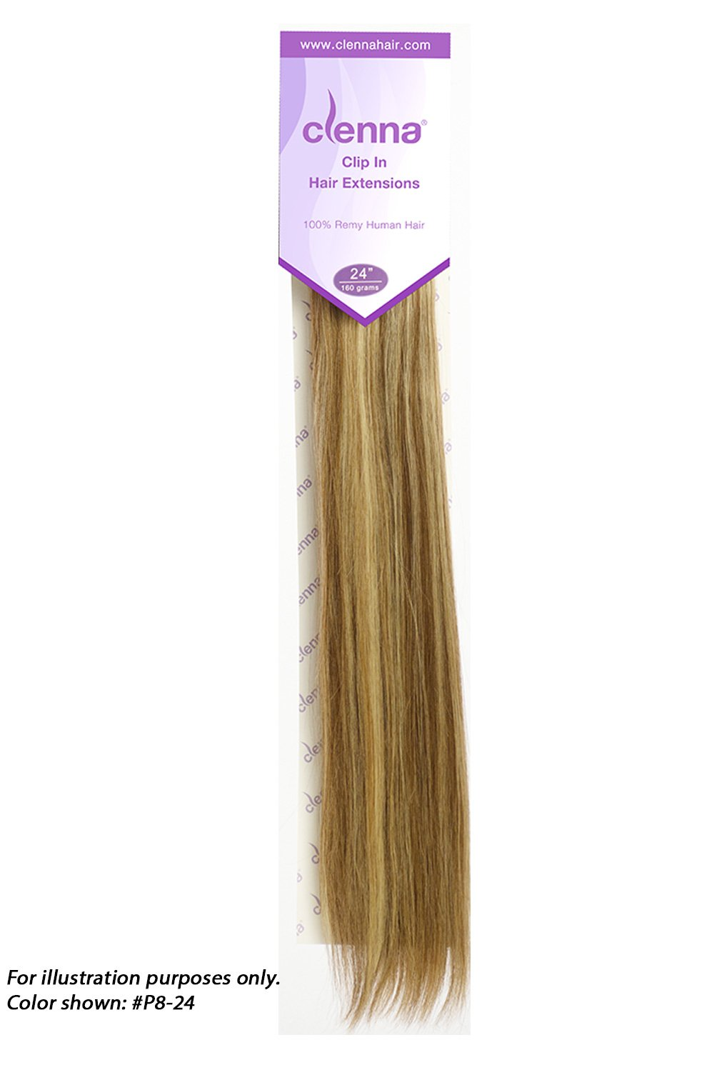 Amazon Clenna Clip In Hair Extensions Piano Blend Light