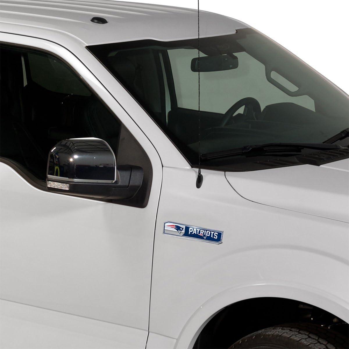 FANMATS Denver Broncos Truck Emblems