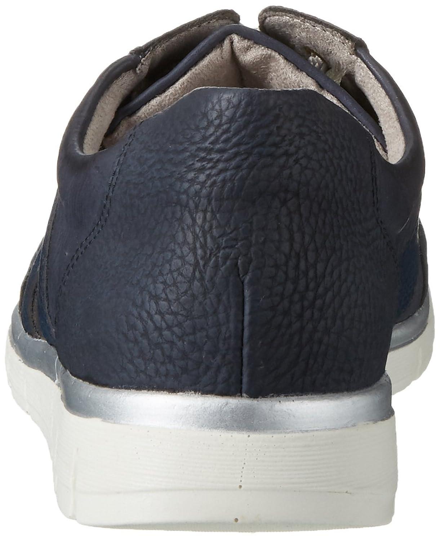 Rieker Damen N4001 Sneaker, Blau (Pazifik/Ozean/Royal/Stahl/14), 38 EU