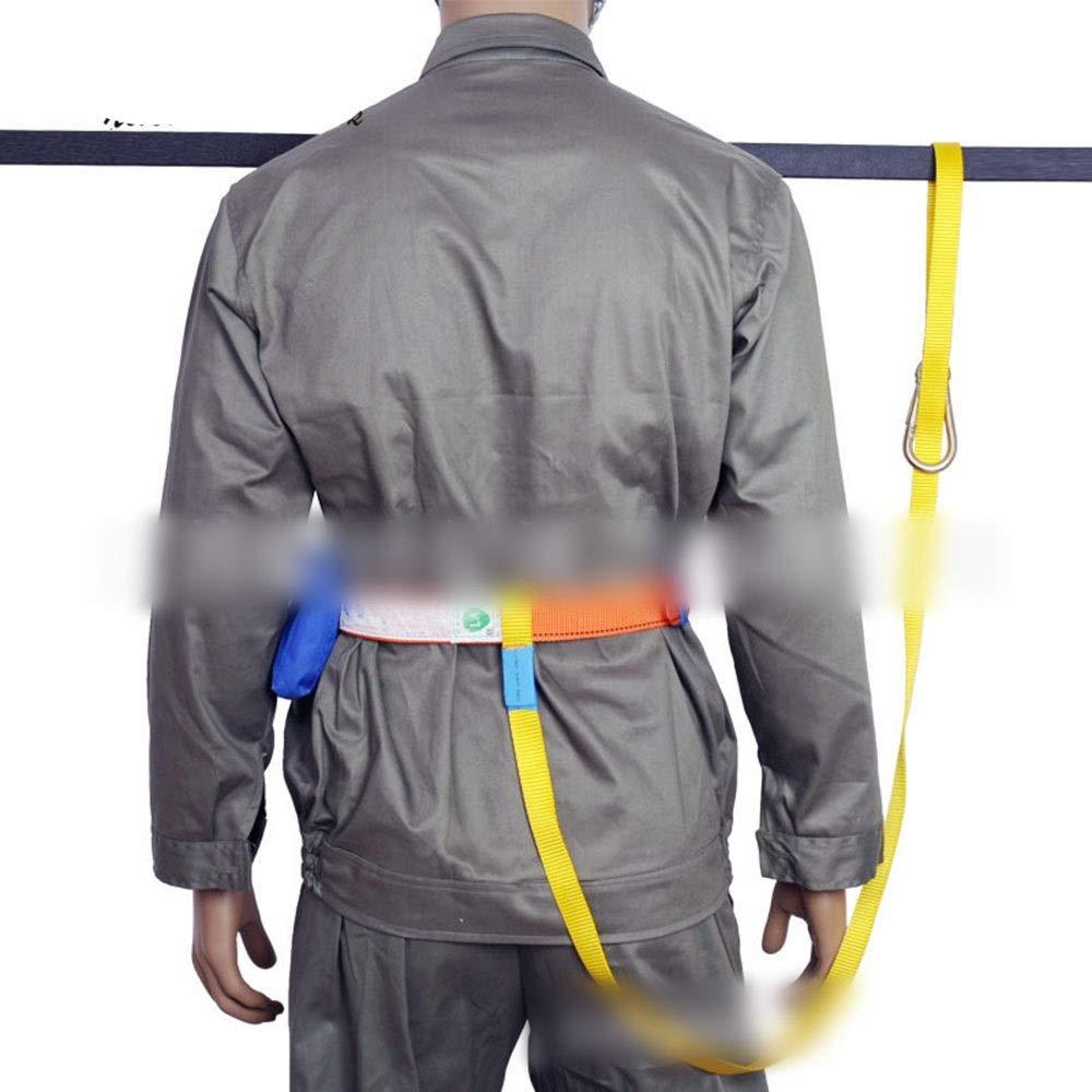 FELICIPP Cintura Simple Arnés de Seguridad Montañismo Electricista ...