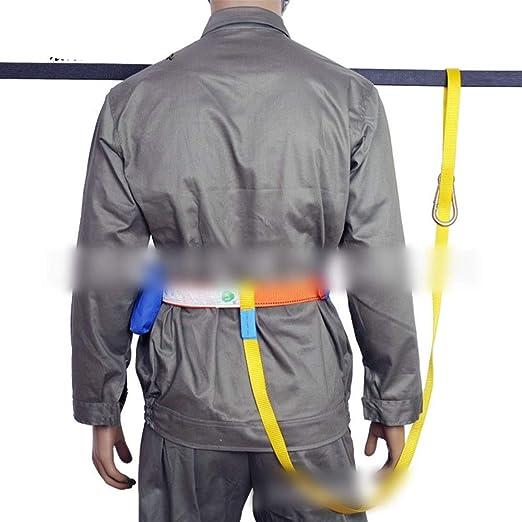 YUKILO - Arnés de Seguridad de una Sola Cintura para montañismo ...