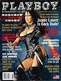 Playboy: Holiday Anniversary Issue (January, 2002)