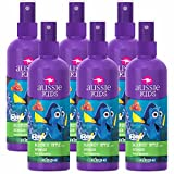 Aussie Kids Detangler, Bloomin Apple Scented, 8 Ounce, (Pack of 6)