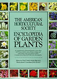 American Horticultural Society Encyclopedia of Garden Plants