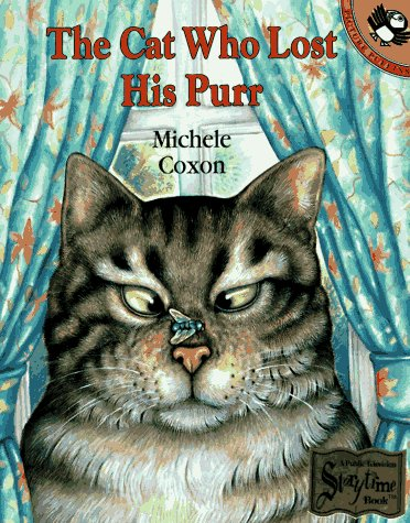 The Cat Who Lost His Purr (Picture Puffins) PDF