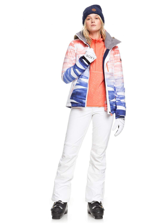Roxy Womens Jet Ski Snow Jacket for Women Erjtj03218