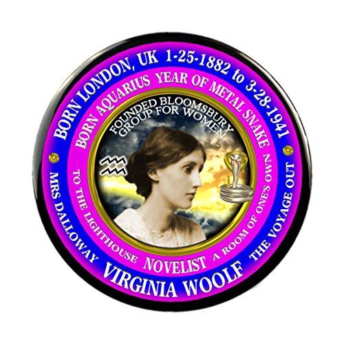 Virginia Woolf Writer 3