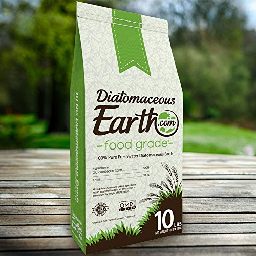 Food Grade Diatomaceous Earth 10 Lbs (Diatomaceous Earth Food)