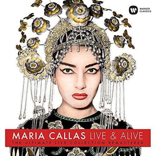 Vinilo : Maria Callas - Live & Alive - Ultimate Live Collection - Maria Callas (Remastered)