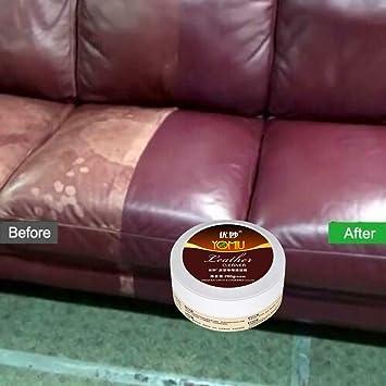 Amazon.com: Wenjuan Leather Repair Kit, Leather Conditioner ...
