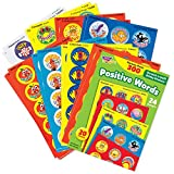 TREND enterprises, Inc. Positive Words Stinky Stickers Variety Pack, 300 ct