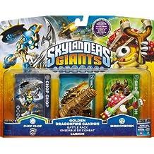 Skylanders Giants: Golden Dragonfire Cannon Battlepack (Nintendo Wii/Wii U/3DS/PS3/Xbox 360)