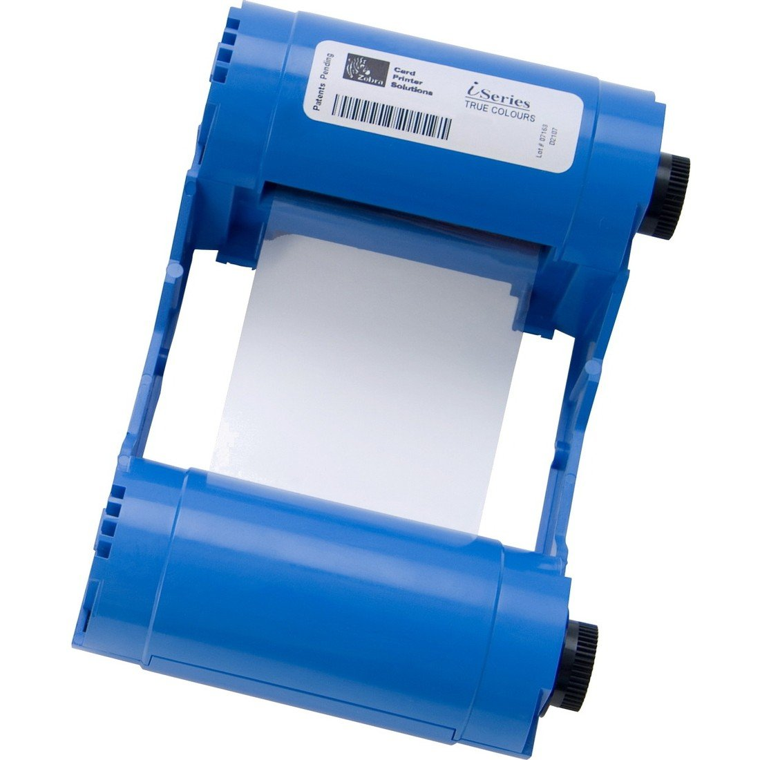 【T-ポイント5倍】 Zebra True card 800017-248 I for Series Cartridge Ribbon Printer, with 1 Cleaning Roller for P120I Printer, YMCKOK True Color by Zebra card B00FJW4TRO, 住まeるデパート:029e185d --- a0267596.xsph.ru