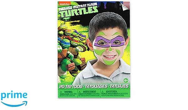 Amazon.com: Teenage Mutant Ninja Turtles Mask Children ...