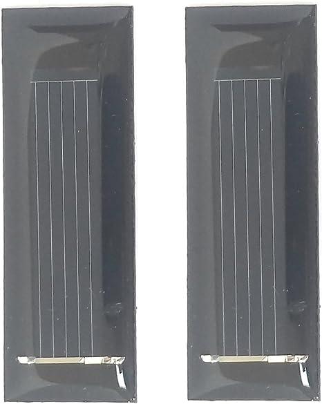 5pcs NEW Mini Solar Panel New 0.5V 100mA Solar Cells Photovoltaic panels