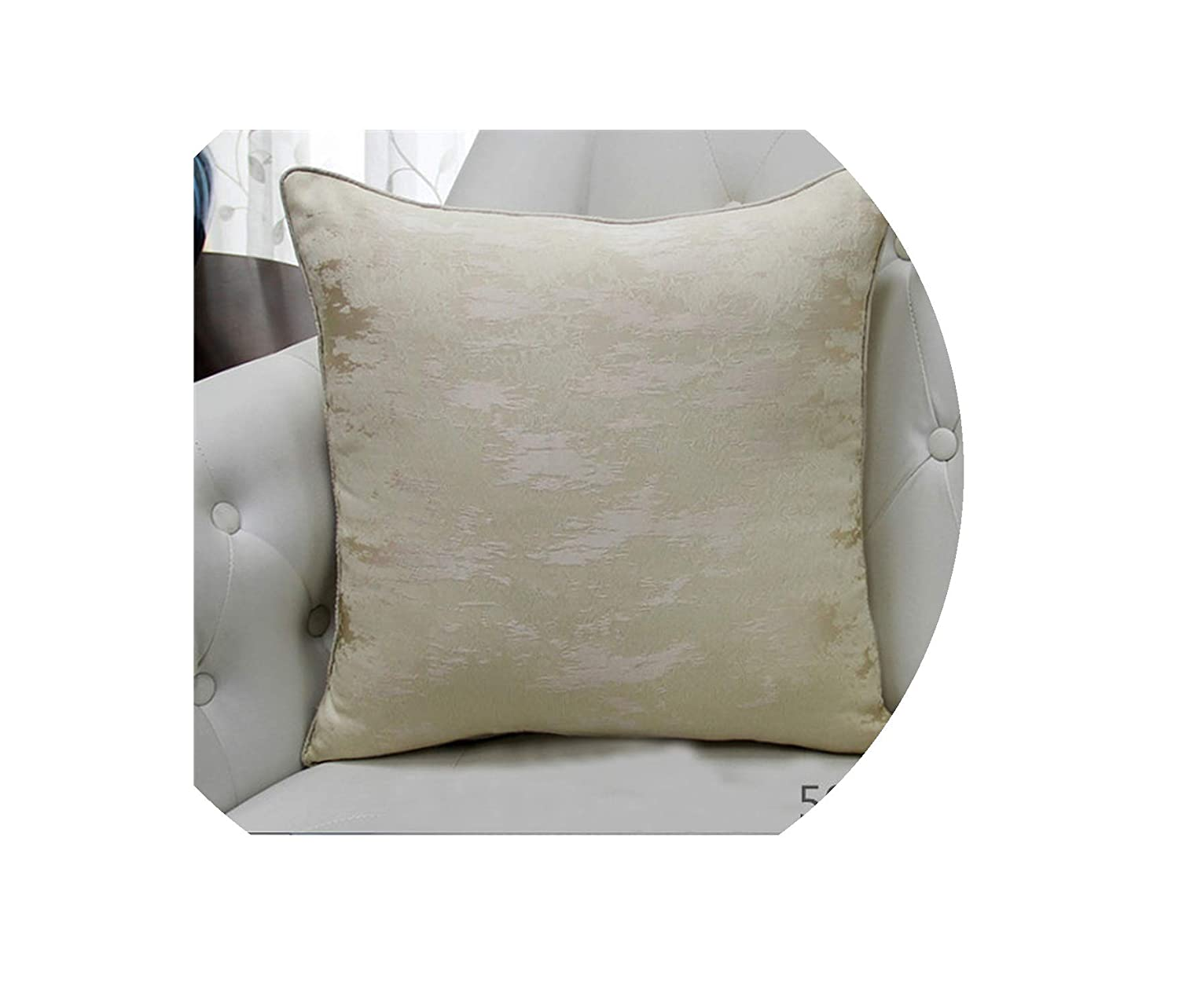 Amazon.com: Luxury Cushion Cover Throw Pillows Stone Texture ...