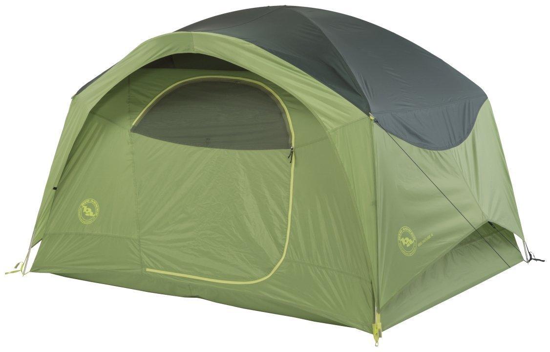 Big Agnes Big House 4 Tent (並行輸入品) 4 Person Green B07DBQBLVD