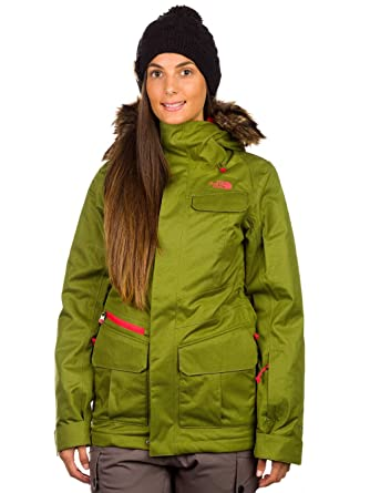 4f7b3c699 THE NORTH FACE Snow Jacket Women Baker Deluxe Insulated Jacket ...