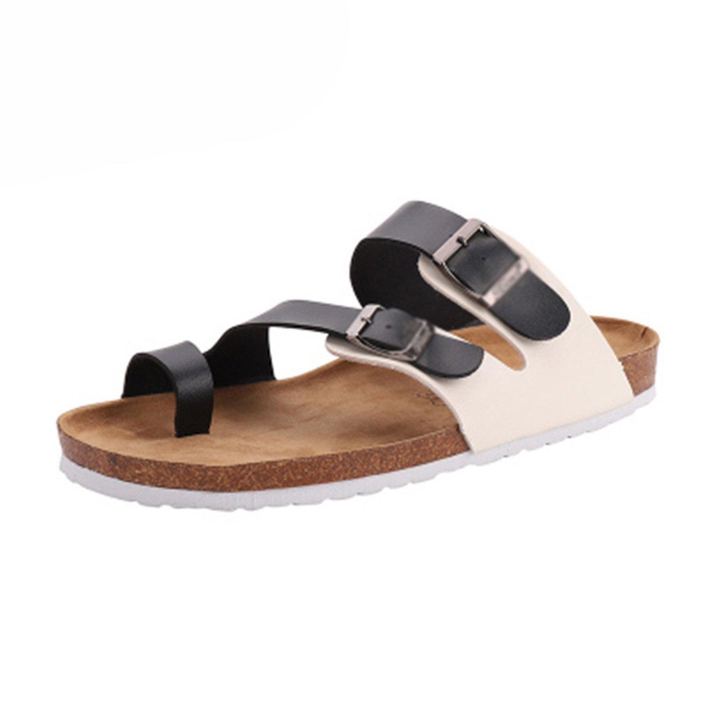 Huainsta 2018 Summer Slides Slippers Men Lovers Casual Sandals