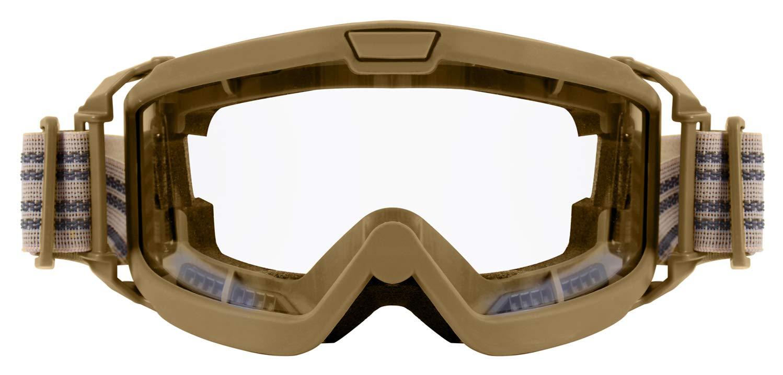 Amazon.com: Rothco OTG - Gafas balísticas, Multi, talla ...