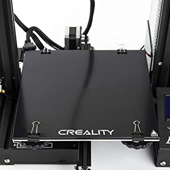 Aibecy【Creality3D】強化ガラスホットベッド3Dプリンター用プラットフォームシート/ヒートベッドビルドシート235x235mmEnder-3用