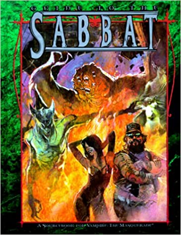Guide to the Sabbat: A Sourcebook for Vampire the Masquerade: W