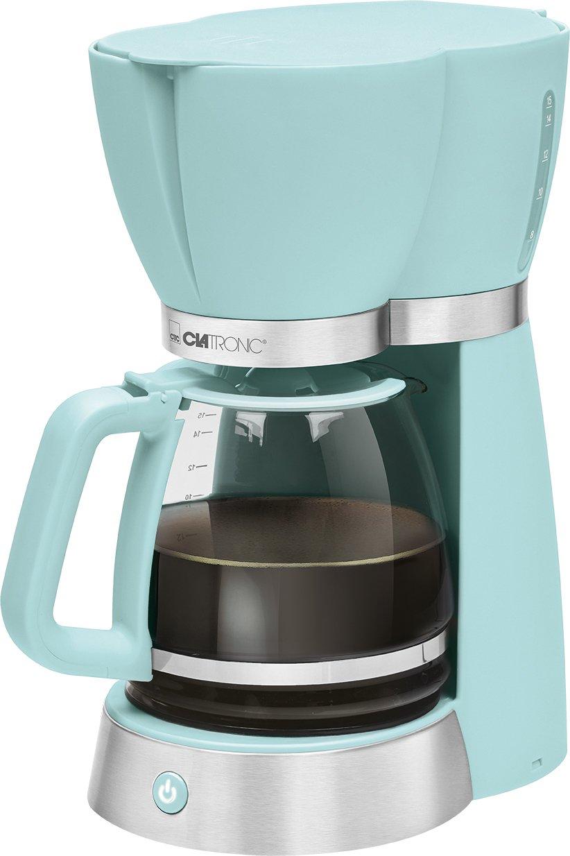 Clatronic coffee machine KA 3689 Mint Fassungsvermögen Tassen=15