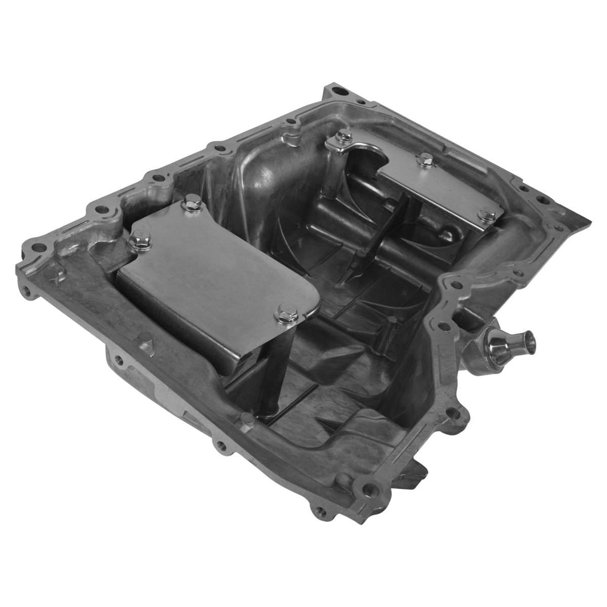 Engine Oil Pan Aluminum Direct Fit for Ford Mazda Mercury 2.3L Brand